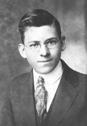 Allan Kramer 1918